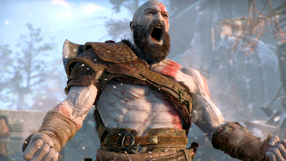 Sony anuncia la fecha de salida del New Game — God of War