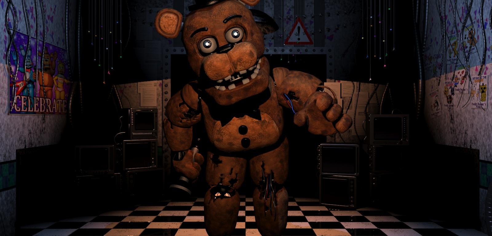 Scott Games confirma que Five Nights at Freddy's 3 está en desarrollo