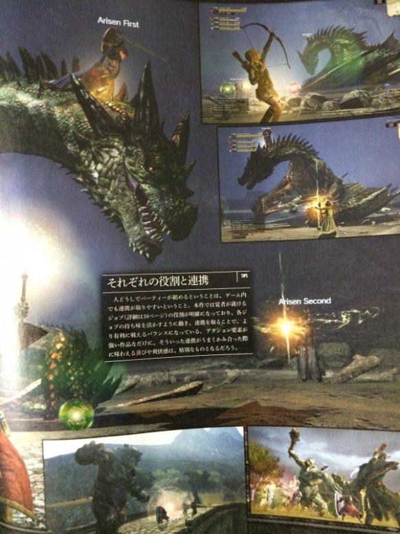Dragon's Dogma Online será un juego F2P para PC, PS4 y PS3