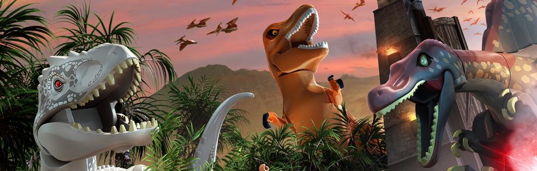 Analisis De Lego Jurassic World Para Ps4 3djuegos