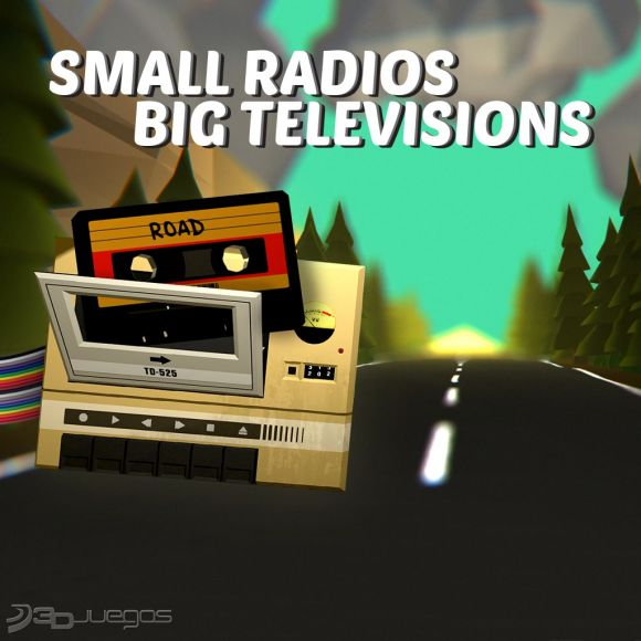 small radios big televisions para ps4 3djuegos. Black Bedroom Furniture Sets. Home Design Ideas