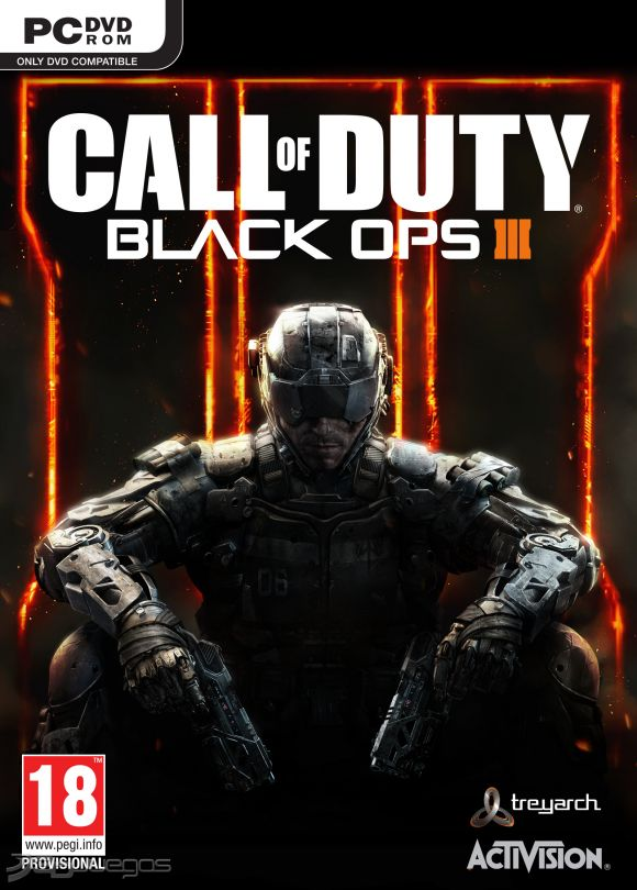 Call of Duty Black Ops 3 PS4 PC Xbox360 PS3 Wii Nintendo Mac Linux