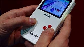 Super Retro Boy trae de regreso la Game Boy en el CES