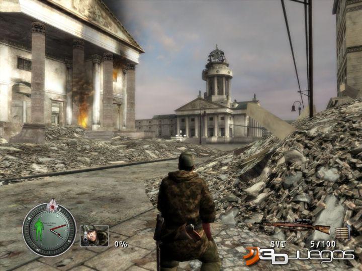 Sniper Elite (2007)