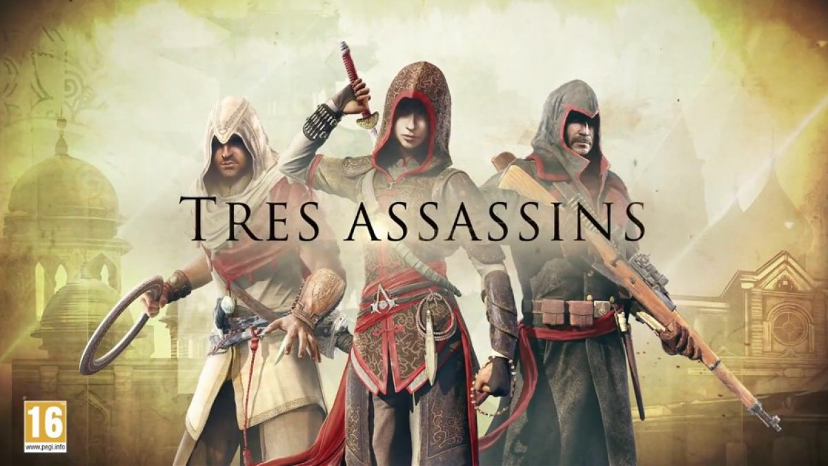 Video de Assassin's Creed Chronicles Russia - Tráiler de ...