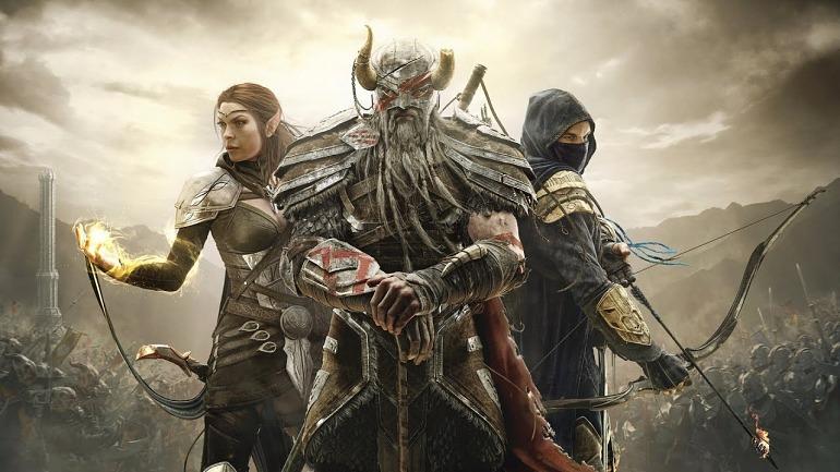 The Elder Scrolls Online promete nuevos contenidos en 2018