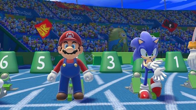 Mario y Sonic en los JJOO de Río llegará en marzo a 3DS