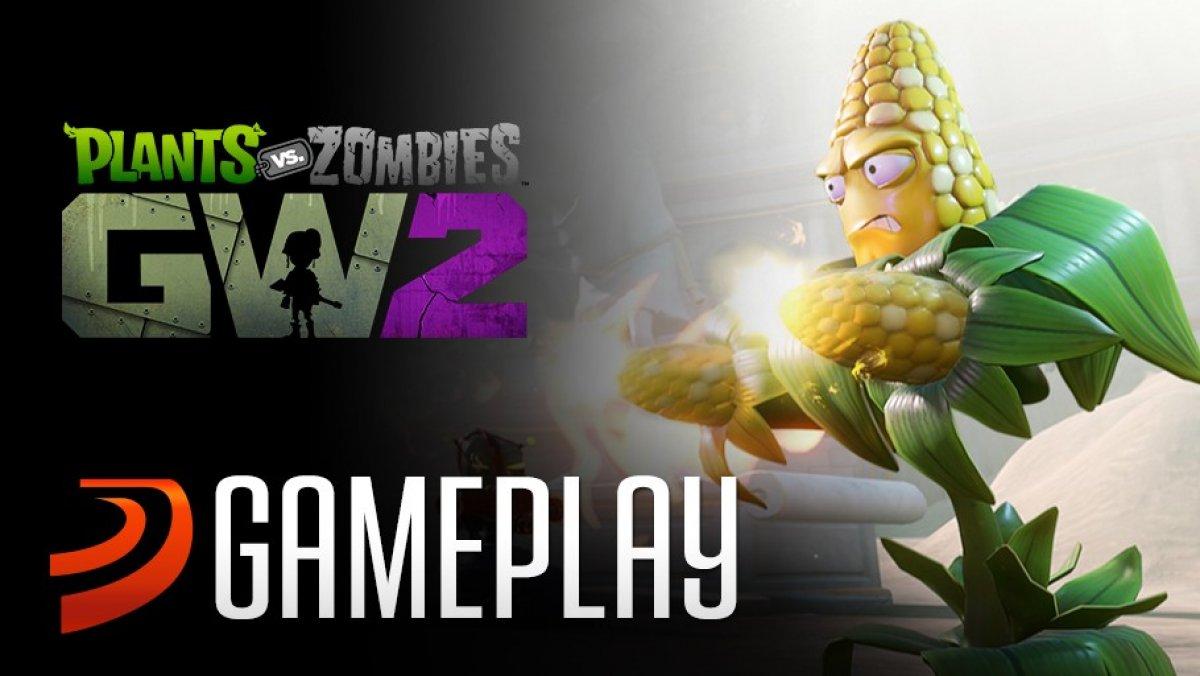 Video De Plants Vs Zombies Garden Warfare 2 Gameplay