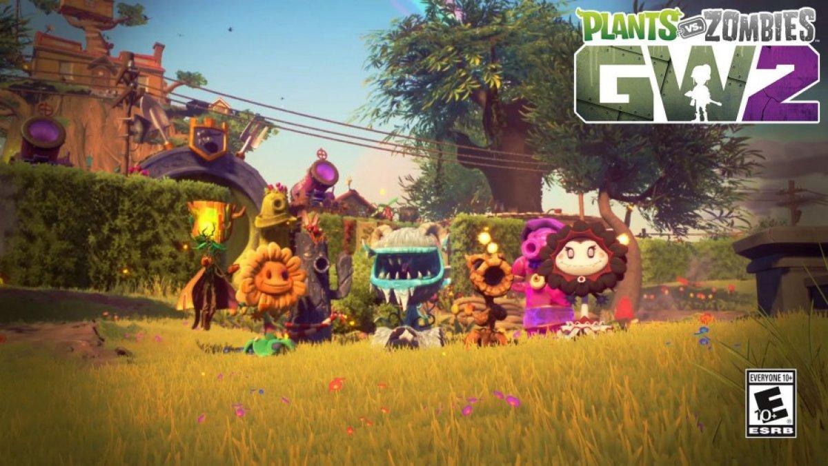 Video De Plants Vs Zombies Garden Warfare 2 Tipos De