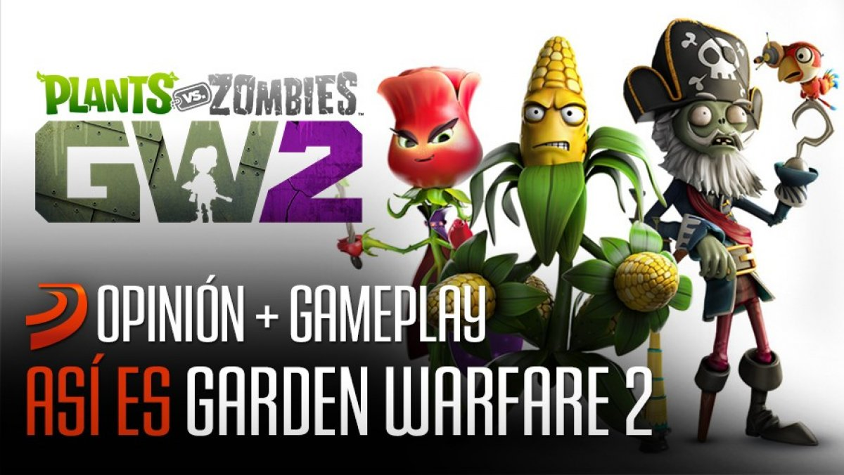 Video An Lisis De Plants Vs Zombies Garden Warfare 2