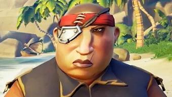 Sea of Thieves muestra más detalles su juego cooperativo