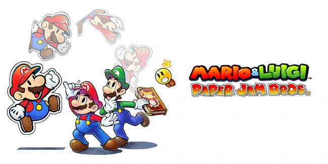 Imagen de Mario & Luigi: Paper Jam Bros.