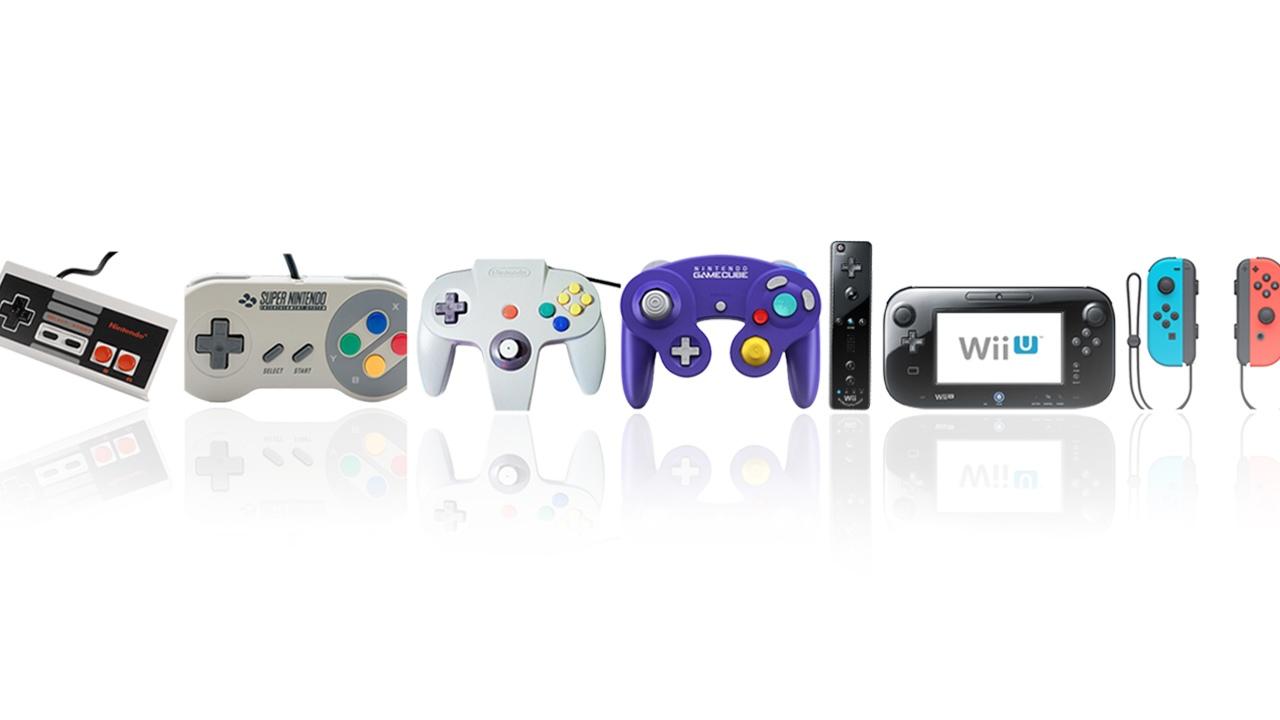 Así han evolucionado los mandos de las videoconsolas de Nintendo a lo largo de la historia