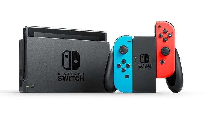 Nintendo Switch contará con 25,9 gigas de memoria disponibles