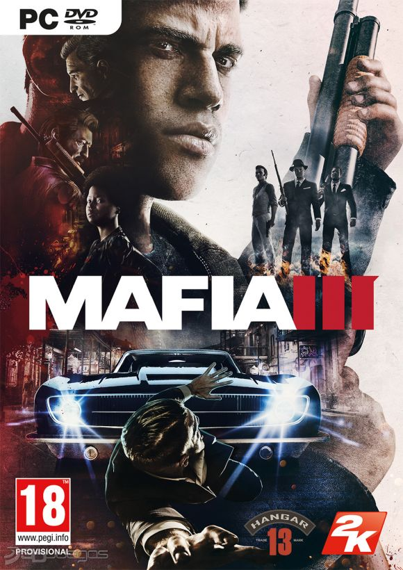 Mafia 3 [Repack] [0c0de] [39.6GB] [Español] [ZP]