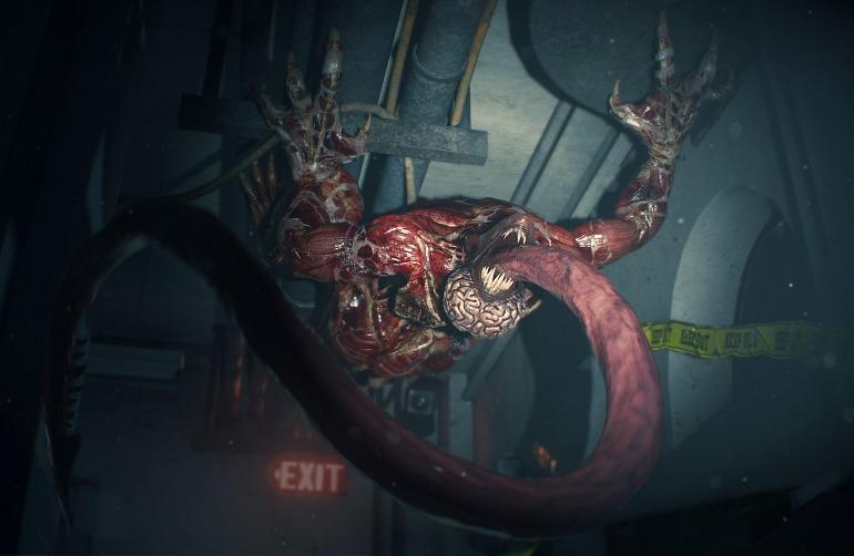 Resident Evil 2: Por fin vemos en detalle cómo serán los Lickers Resident_evil_2__2015_-4690854