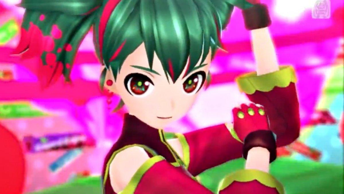 Video de hatsune miku project diva x tr iler de anuncio ps4 vita - Hatsune miku project diva x ...