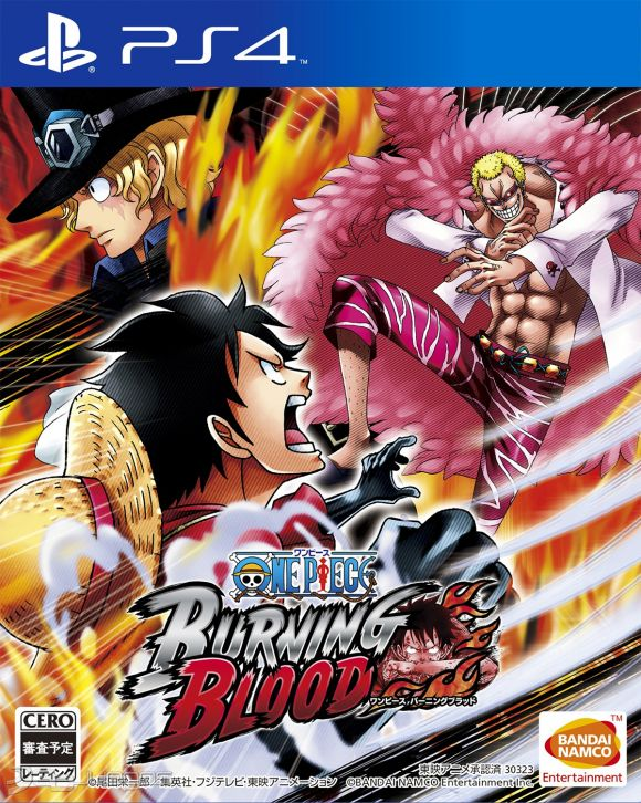one piece burning blood para ps4 3djuegos