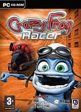 Car�tula oficial de Crazy Frog Racer PC
