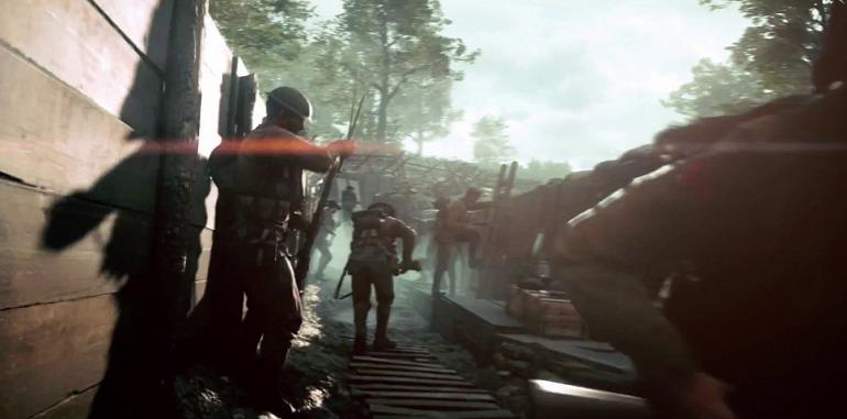 Battlefield 1: The head of EA