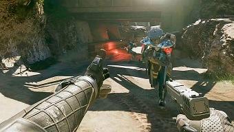 Un nuevo modo de juego de CoD: IW permite aplastar enemigos con los dedos