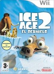 Ice Age 2: El Deshielo Wii