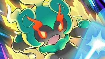 Pokémon Sol y Luna presenta a su Marshadow mítico