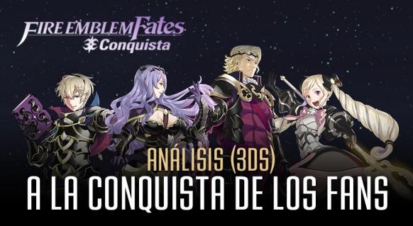 An�lisis de Fire Emblem Fates: Conquista