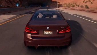 ¡A toda velocidad! Need for Speed Payback se luce en un vídeo 4K a 60fps