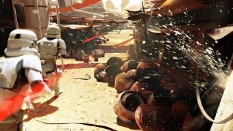 Aparecen nuevos diseños para los escenarios de Battlefront 2