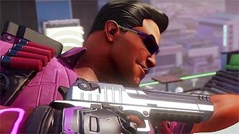 Pura acción: Volition muestra el tráiler de lanzamiento de Agents of Mayhem