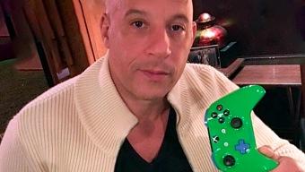 Microsoft edita una Xbox One S dedicada a Paul Walker