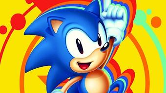 Sonic Mania ocupará 200 megas en tu disco duro