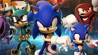 Sonic Forces muestra un breve adelanto de su acción en equipo