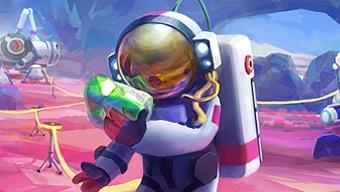 Astroneer, el juego espacial generado proceduralmente, tambi�n para XOne