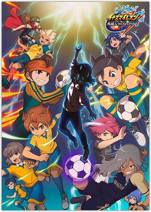 Imagen de Inazuma Eleven: Heroes' Great Road