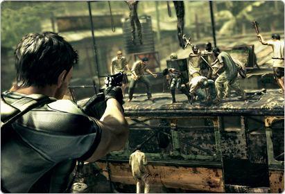 تحميل لعبة Resident Evil كامله