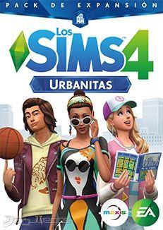 Resultado de imagen de los sim 4 urbanitas CARATULA