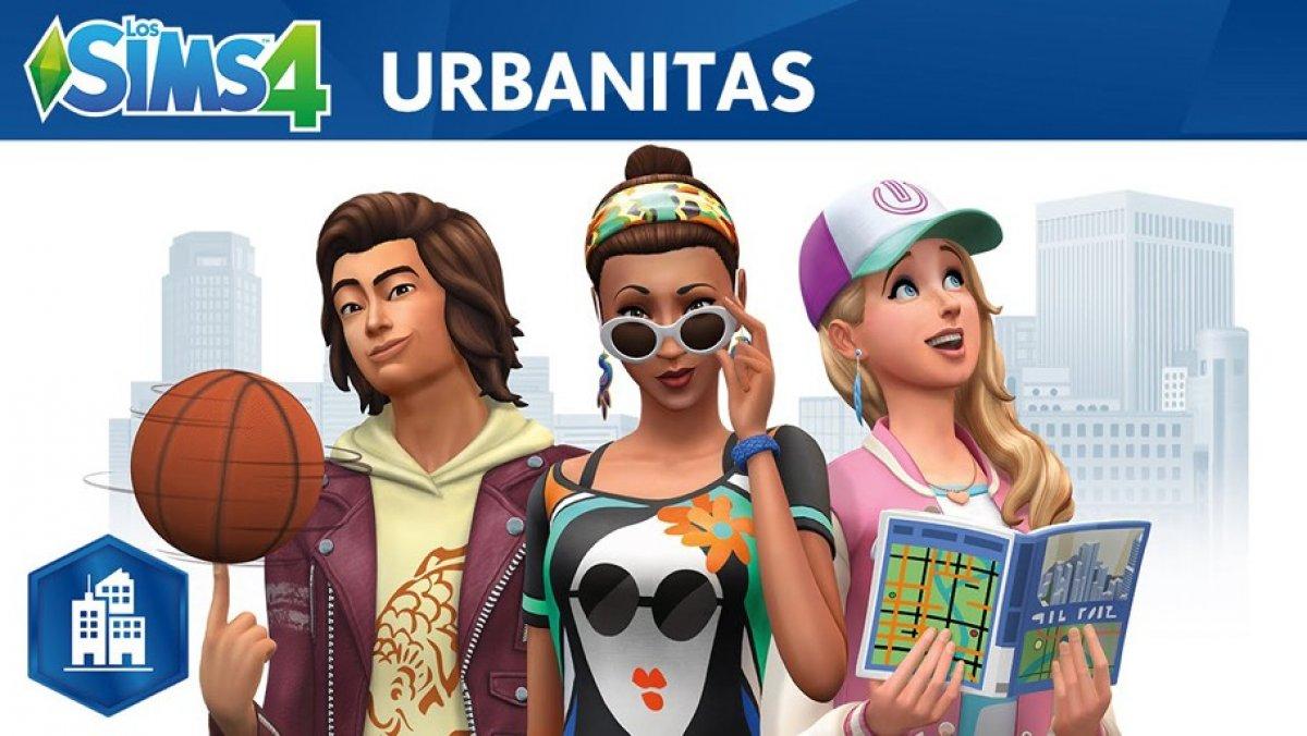 Resultado de imagen de Los sims 4 urbanitas