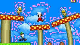 New Super Mario Bros, Vídeo oficial 1