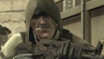Metal Gear Solid 4, Vídeo del juego 1