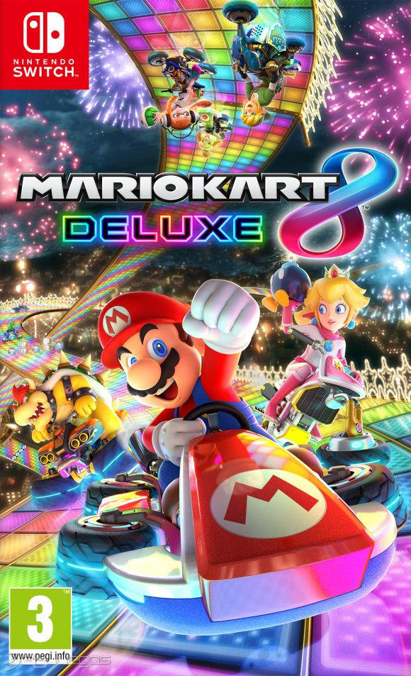 foro de mario kart 8 deluxe para nintendo switch 3djuegos. Black Bedroom Furniture Sets. Home Design Ideas