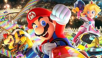 Top USA: Mario Kart 8 Deluxe es lo más vendido de abril