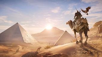Ubisoft revela el tamaño del mapa de Assassin's Creed: Origins