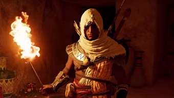 Assassin's Creed: Origins muestra 18 nuevos minutos jugables
