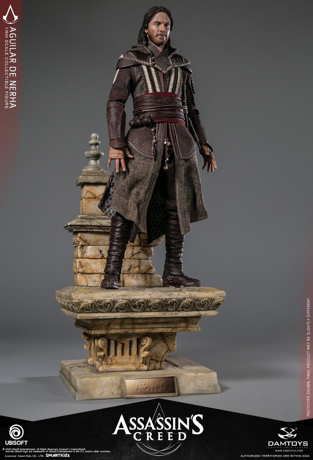 La figura de Assassin's Creed más realista
