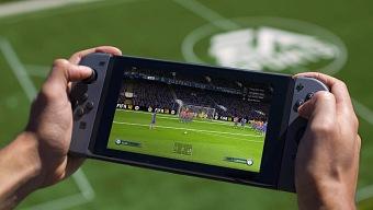 Nintendo Switch se pierde la versión demo de FIFA 18