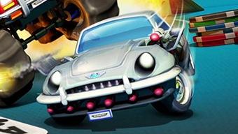 MicroMachines World Series correrá en PS4, One y PC el 23 de junio