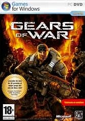Car�tula oficial de Gears of War PC