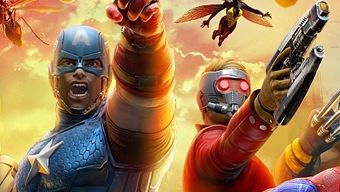 Marvel Heroes Omega debutará en Xbox One el próximo 20 de junio